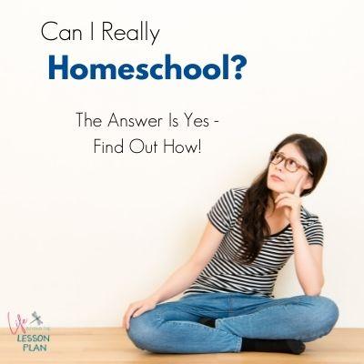 Can I Really Homeschool?
