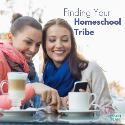 Finding Your Homeschool Tribe – Joining in Community