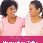 Joining in Community - Finding Your Homeschool Tribe