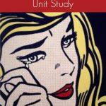 Roy Lichtenstein and Pop Art Unit Study