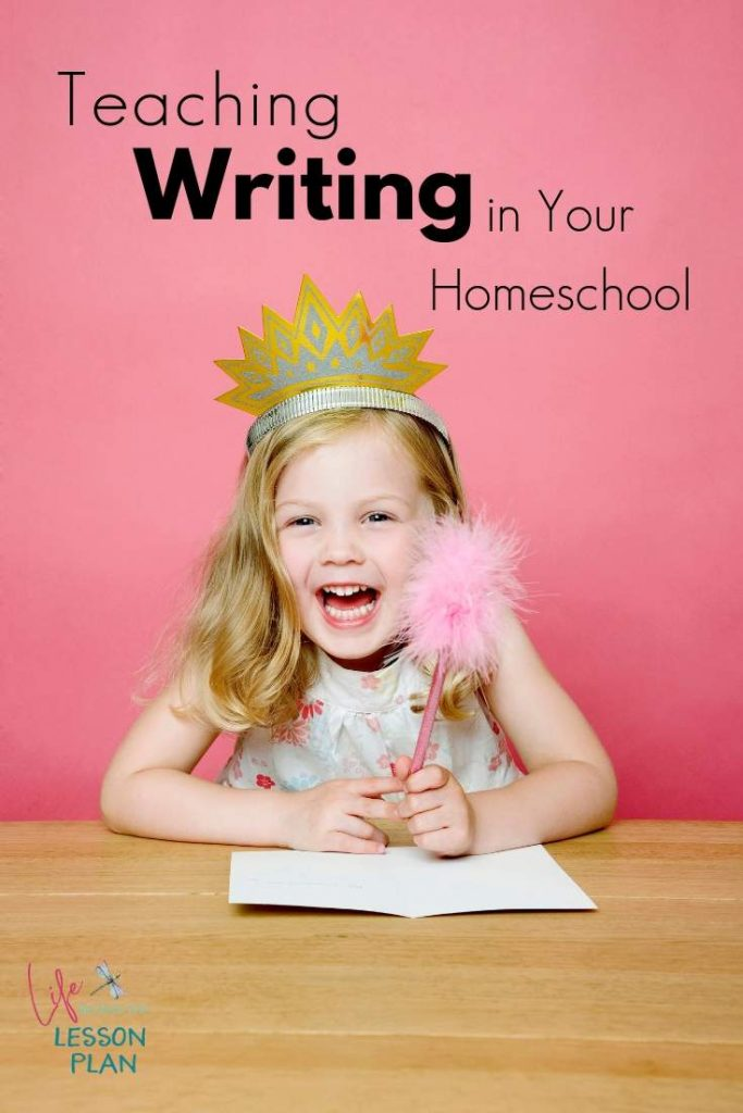 Teaching Writing in Your Homeschool