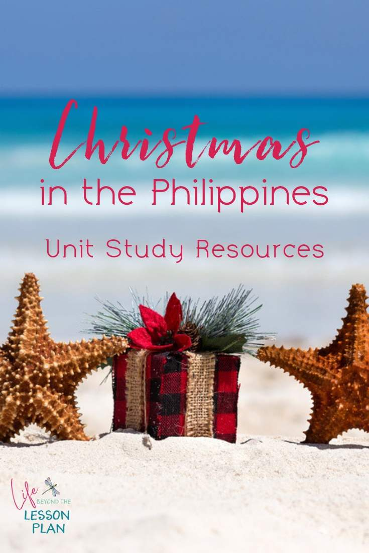 Christmas in the Philippines Unit Study Resources