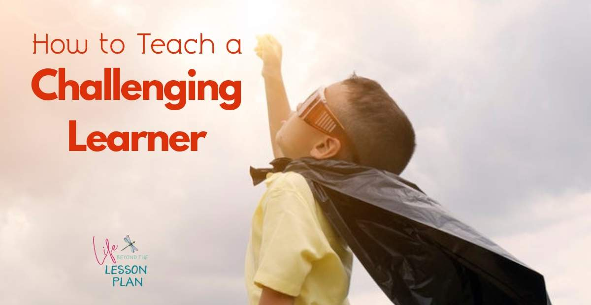 Some kids are easy to teach...others are a bit more challenging. How do you teach a child who doesn't seem to want to learn? It can be done - find out more!