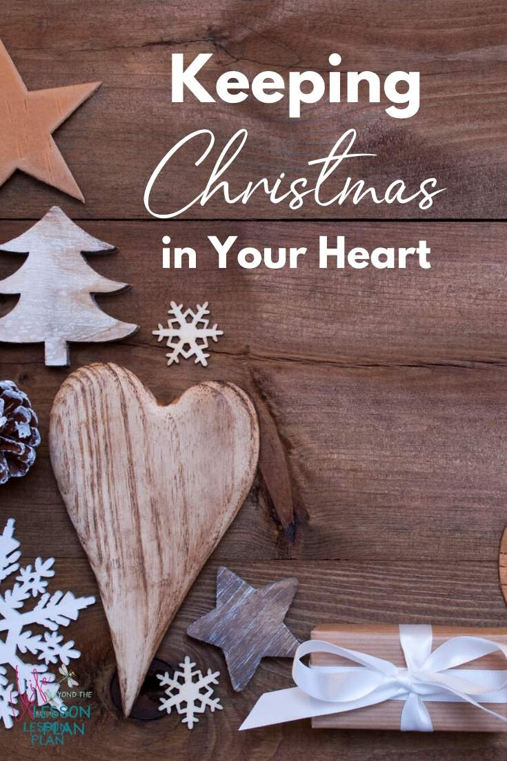 Keeping Christmas in Your Heart
