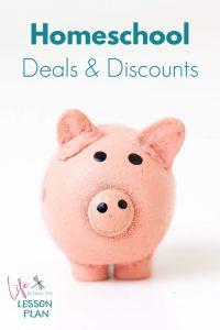 Homeschool Deals and Discounts