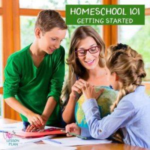 Homeschool 101: Getting Started