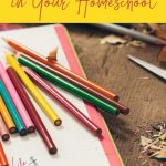 How to Cut the Clutter in Your Homeschool