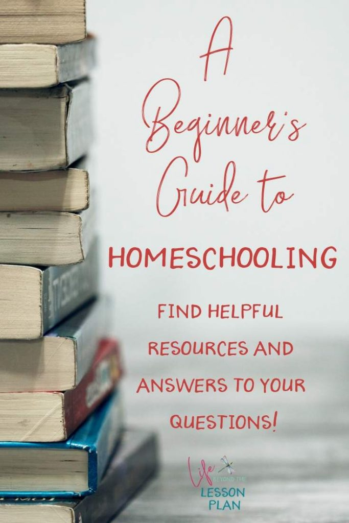 A Beginner's Guide to Homeschooling