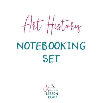 Art History Notebooking Set