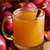 Crock Pot Spiced Apple Cider