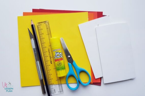 Fall 3D Papercraft Supplies