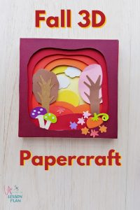 Fun Fall 3D Papercraft