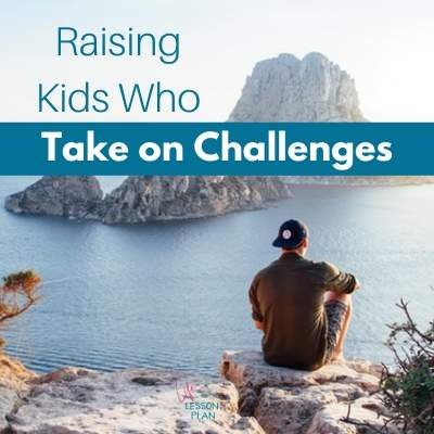 Letting Your Child Take On Challenges