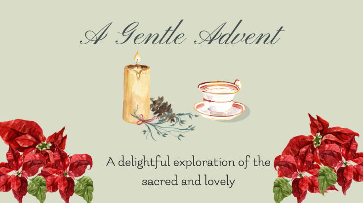 Cultivate a Grace-Filled Advent
