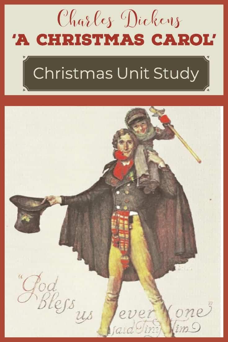 'A Christmas Carol' Mini Unit