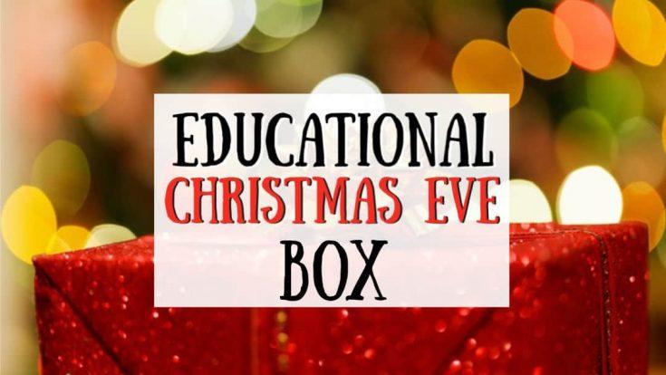 An Educational Christmas Eve Box