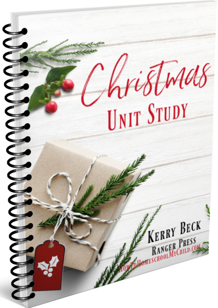 Surviving Christmas in Your Homeschool with a Christmas Unit Study